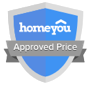 Homeyou Approved Price